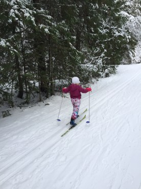 Yes to trying XC skiing.