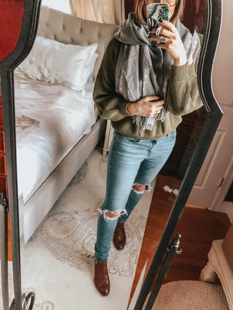 I love Trunk Club for our busy lives! See why I love it so much with my newest Nordstrom Trunk Club Try-on this month and grab the code to start yours too!