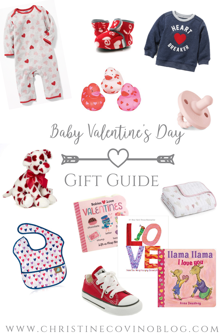 Looking for great Valentine's Day Gift Ideas? Well look no further because we have you covered with gift ideas for baby, wives and husbands!