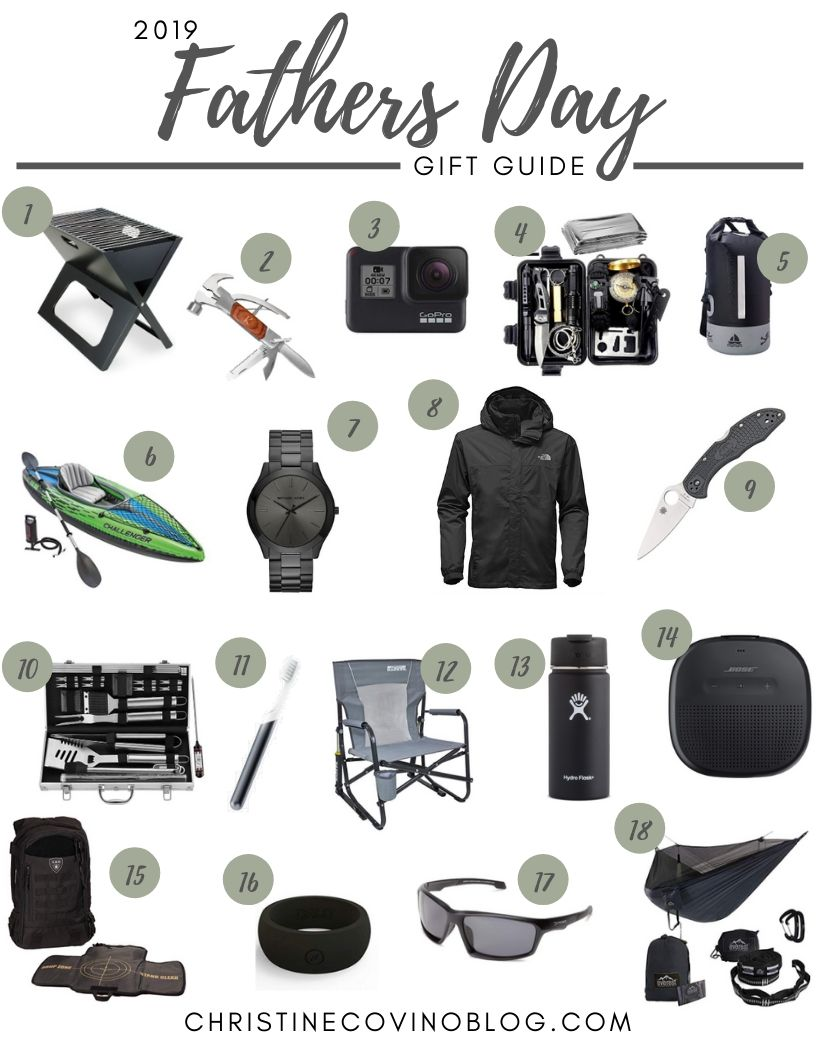 Looking for a Father's Day gift for your dad or husband? Well, we have the perfect Father's Day idea for you with the ultimate Father's Day gift guide.