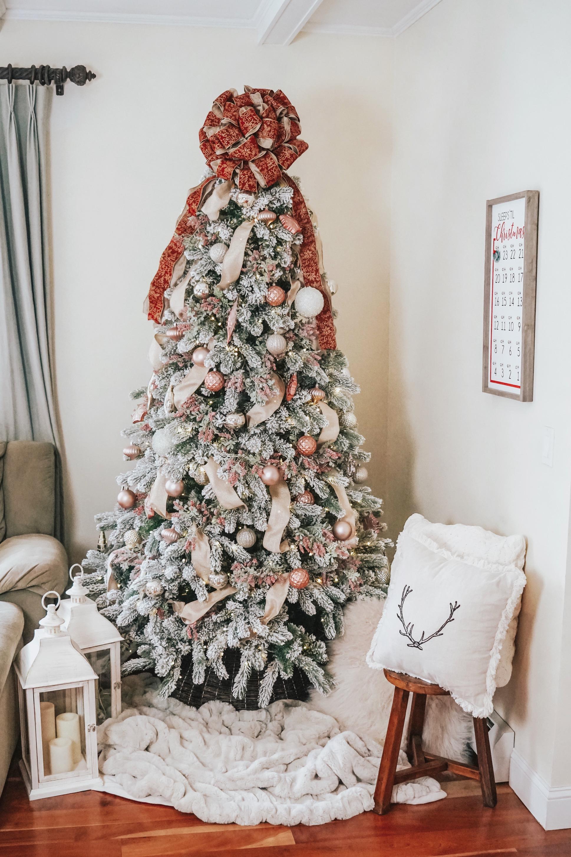Christmas tree- Holiday Home Decor