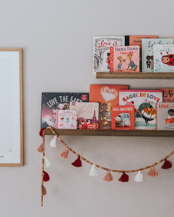 Sharing the best Valentines day books for kids and also how you design a cozy reading nook to enjoy reading all season long together.