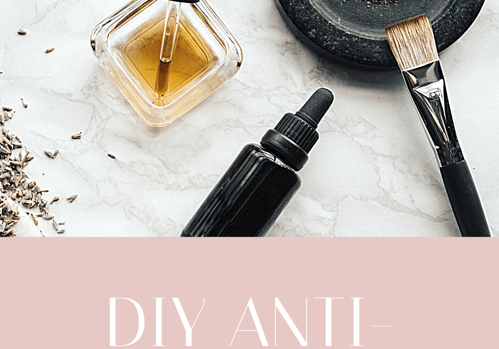 diy anti-aging skin serum