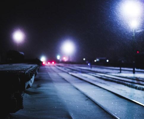 Matin d'hiver – 1
