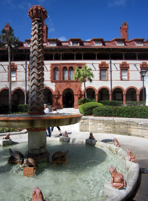 Carrère and Hastings' brilliant Ponce de Léon Hotel, now Flagler College.