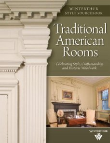 Traditional American Rooms: Celebrating Style, Craftsmanship, and Historic Woodwork, A Winterthur Style Sourcebook, with co-author Brent Hull, (East Petersburg: Fox Chapel Publishing, 2009)