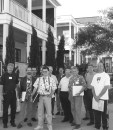 AIBD students touring new urban town I'On
