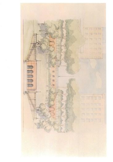 Brooklyn Bridge Park Elevation 2001