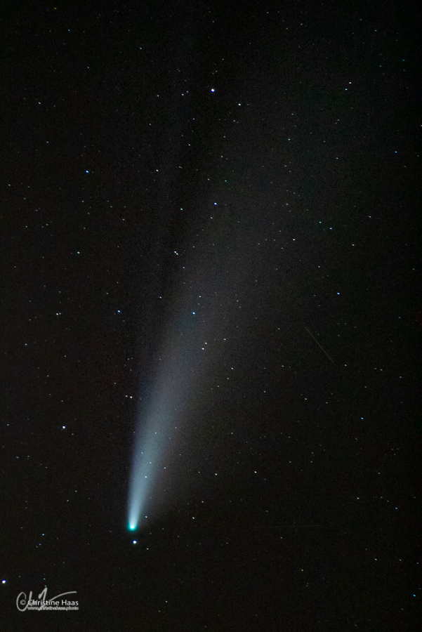 Comète Neowise, juillet 2020