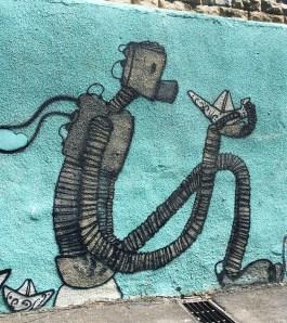 Street art in Weibdeh