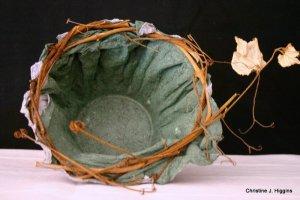 Fiber basket 3