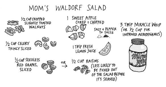 5_Waldorf Salad