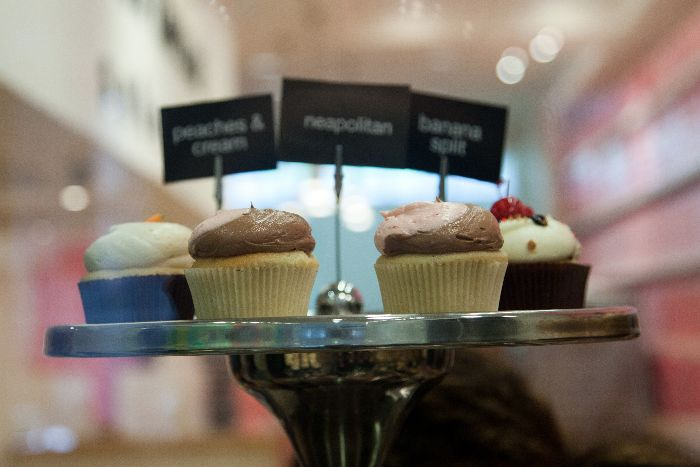 #Georgetown Cupcakes + #The Scholastic Store: #Kid-Friendly Activities, #SoHo, #New York, via brunchwithmybaby.com
