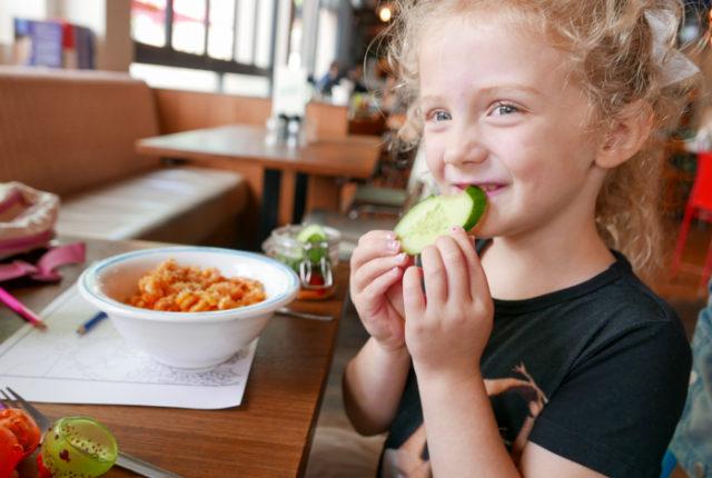 Kid Friendly Chain Restaurants