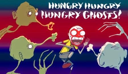 Hungrige Geister