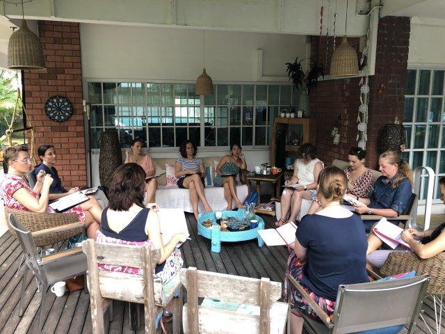 Profiling Workshop in Singapur