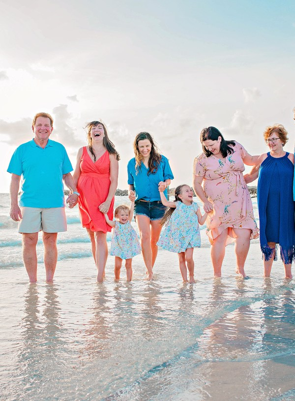 Family Beach Session| Plant City Family Photographer | Family Portraits