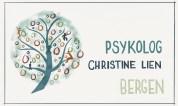 Privat psykolog Christine Lien Bergen. Anbefalt parterapeut. Parterapi og individuell terapi. Emosjonsfokusert terapi. Sorgarbeid, selvutvikling, krisepsykologi. Anbefaling på www.dinpsykolog.no