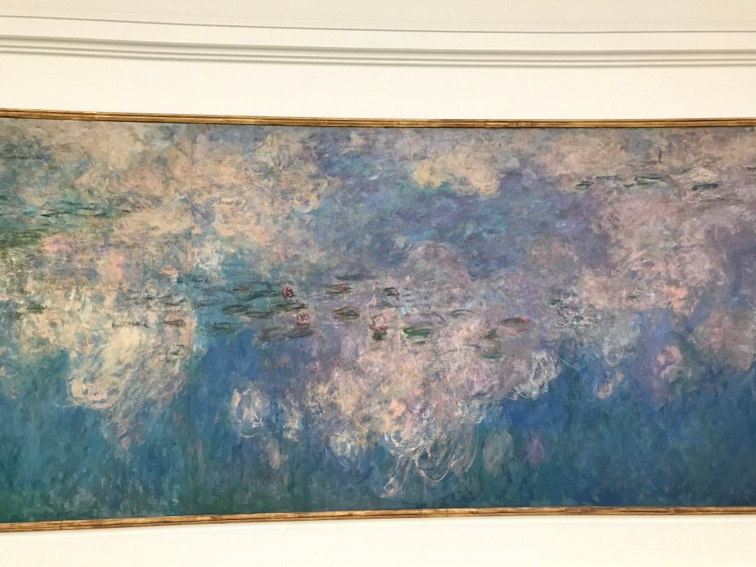 Christine_Olmstead_Monet_Waterlilly_Pannels