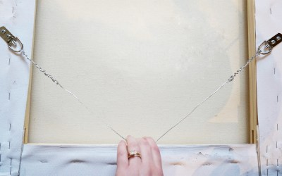 How to Wire a Canvas