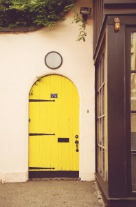 The doorway to a perfect case study