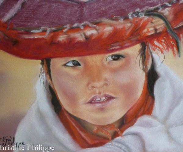 Enfant de L'équateur