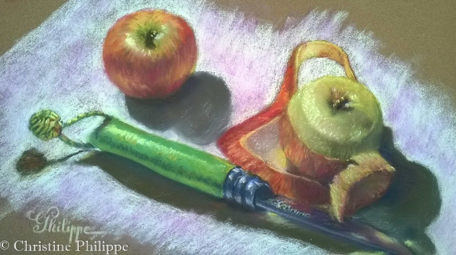 Pommes du jardin