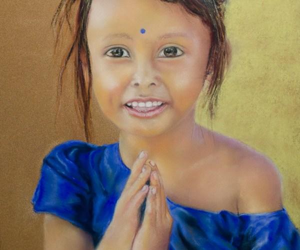 Namasté, petite Indie