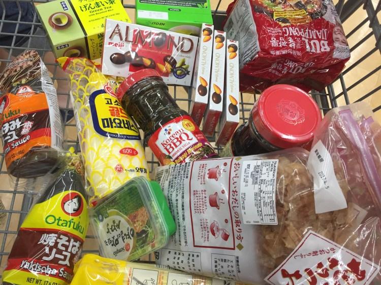Lotte Asian supermarket
