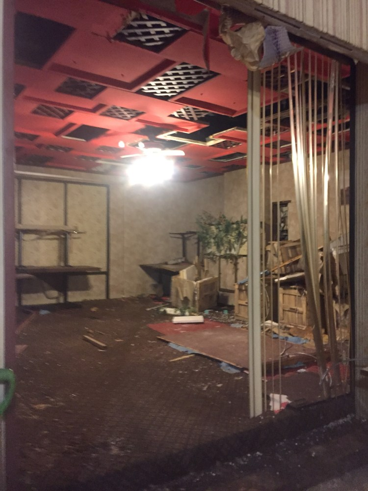 Baltimore abandoned nightclub