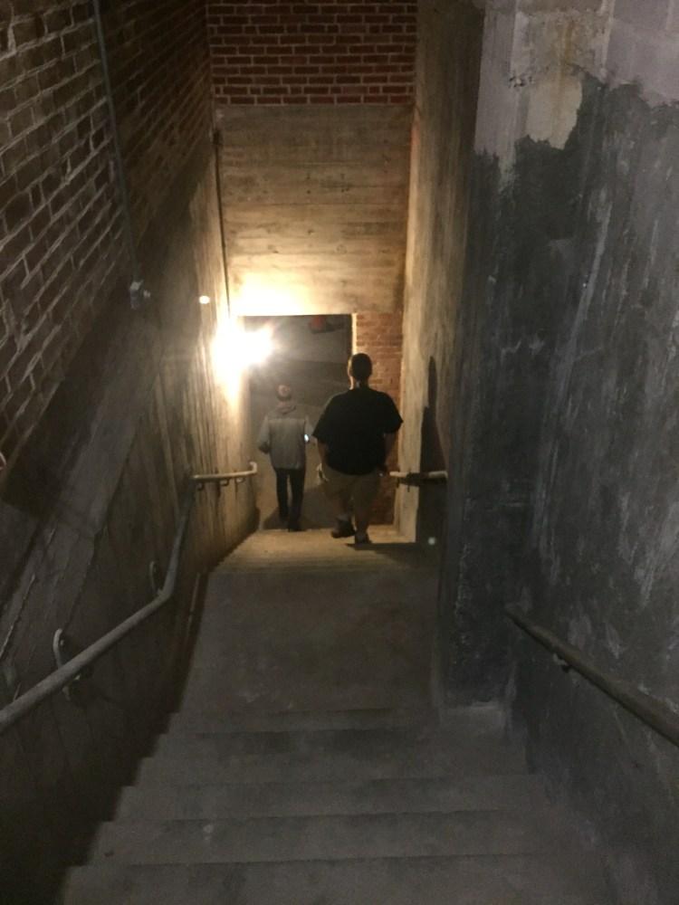 Baltimore catacombs