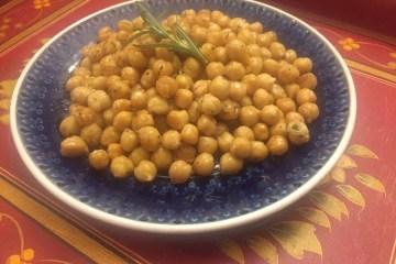 garbanzo beans chickpeas recipe Meatless Monday