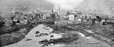1889 Johnstown Flood