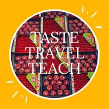 Taste Travel Teach Christine Rai