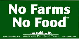 No farms no food