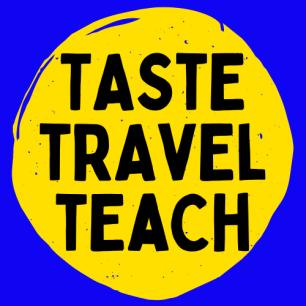 Taste Travel Teach logo