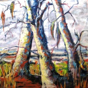 Three Trees [SOLD]