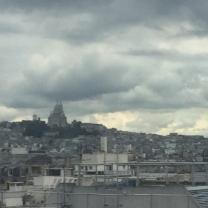 View to Montmartre