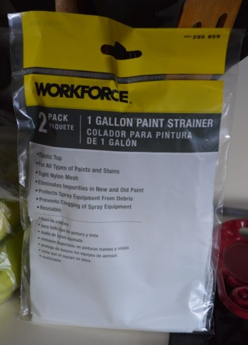 Paint Strainer Bag