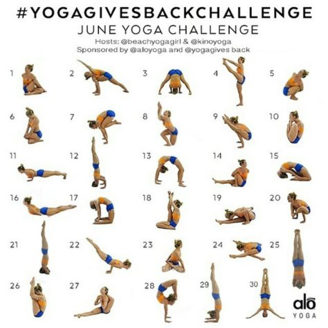 ‎Yoga Gives Back‬ Challenge