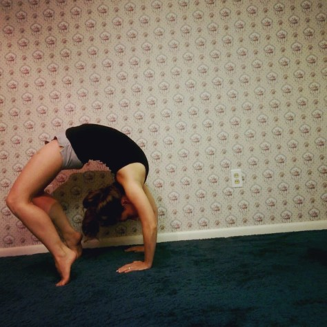 Day 18: Urdhva Dhanurasana, Upward Bow