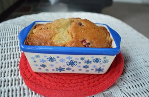Cranberry mini loaf3