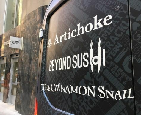 Cinnamon Snail - FiDi