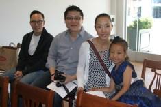 Kim-Yang Family at Steinway & Sons Recital