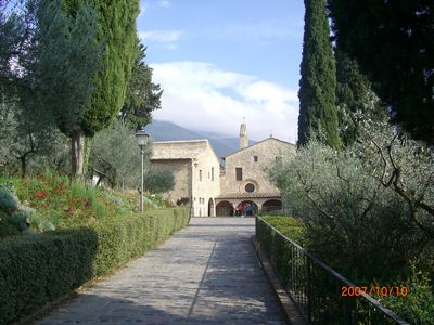 Assisi and Varenna, 2007 (2/6)