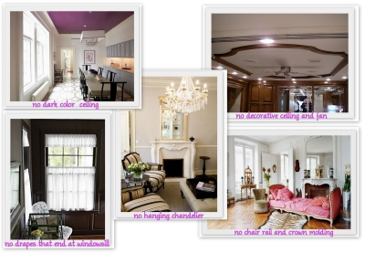What not do do with low ceiling_Christine_Tse Interiors_Design