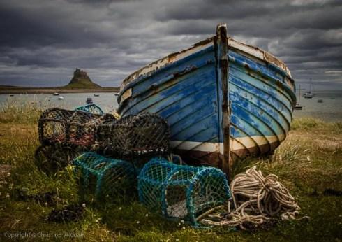 Lindisfarne boat