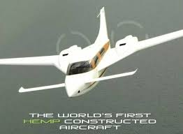 World's First Hemp Plane
