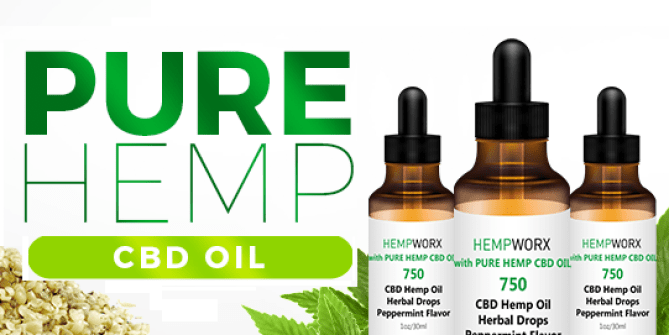 Hempworx CBD Oil Test Results | Chris Tinney