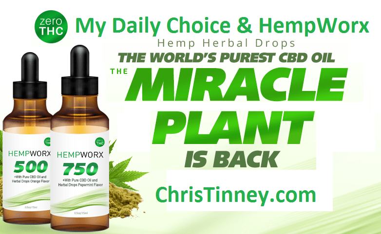 My Daily Choice and HempWorx Distrbutor